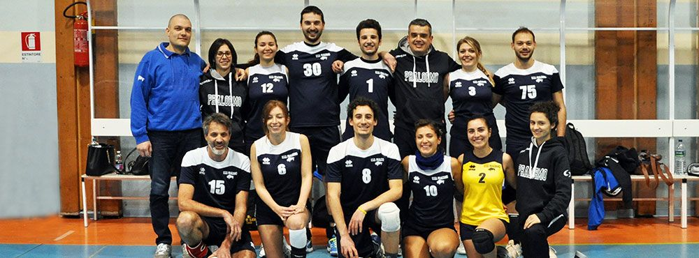 UISP-TO Volley Master Misto 3+3