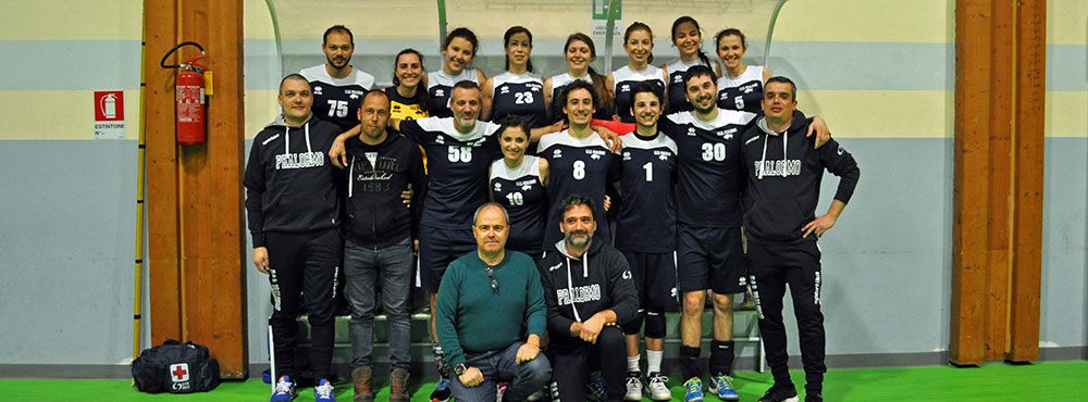 USD Pralormo Volley Campionato 2018-2019 UISP TO Misto 3+3